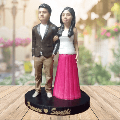 Couple Miniature Gift