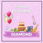 Diamond Birthday Surprise