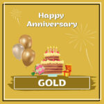 Gold Anniversary Surprise