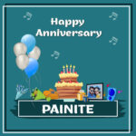 Painite Anniversary Surprise