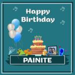 Painite Birthday Surprise