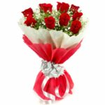 Red Roses Boquet