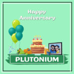 Plutonium Anniversary Surprise