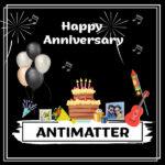 Antimatter Anniversary Surprise