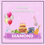 Diamond Anniversary Surprise