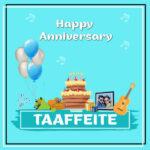 Taaffeite Anniversary Surprise