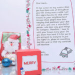Holly Jolly Christmas Gift Box 4