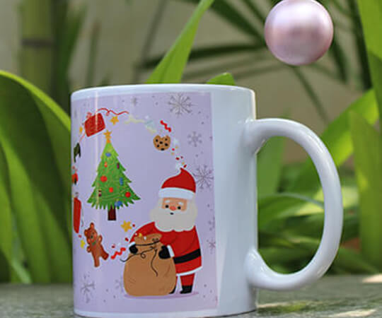 Customized Mug - Christmas Gift