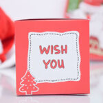 Holly Jolly Christmas Gift Box 1