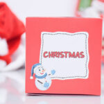 Holly Jolly Christmas Gift Box 3