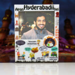 Kiraak Hyderabadi Fridge Magnet 1