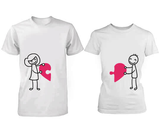 Couple T Shirts Gift