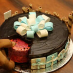 Surprise in a Cake