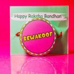 Bewakoof Rakhi 3