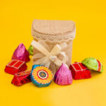 1Diwali Chocolates  Gift Jar