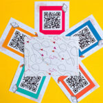 Diwali QR Greeting Cards 3