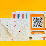 Diwali QR Greeting Cards 2
