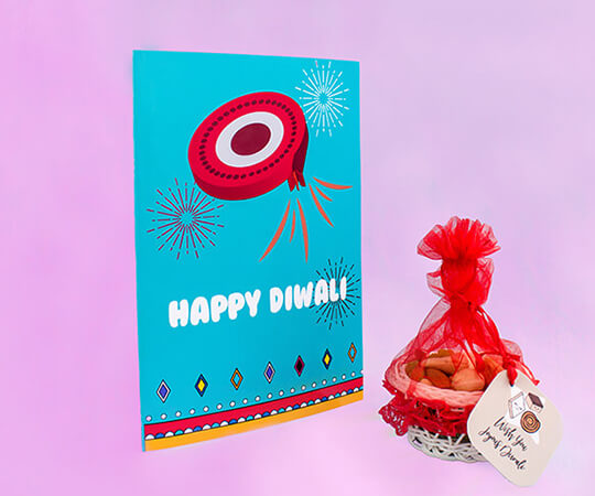 Diwali Greeting Card