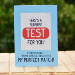 Surprise Love Test 1