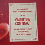 Valentine Contract 2