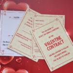 Valentine Contract 1