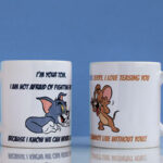 Tom & Jerry Mugs for Lovers 5