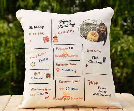 Personalized Cushions 3