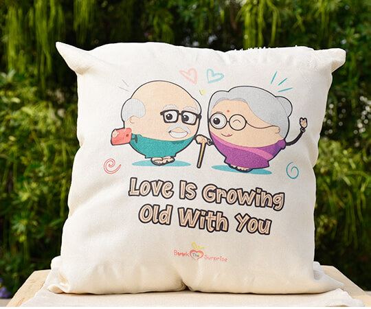 Old Love Cushions