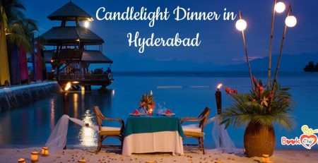 Candlelight Dinner in Hyderabad