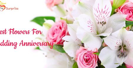 Wedding anniversary flowers by year