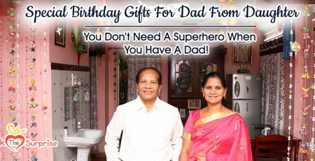 birthday gifts for dad from daughter