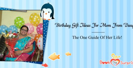 birthday gift ideas for mom from daughter