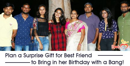special gift for best friend