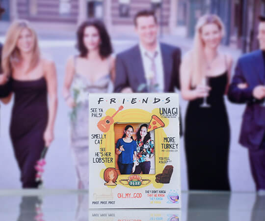 F.R.I.E.N.D.S: I'll Be There For U