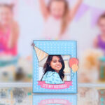 Birthday Bash- Fridge Magnet 4