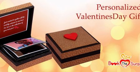 Personalized Valentine's Day Gifts