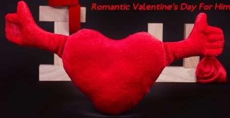 Valentine day For Him