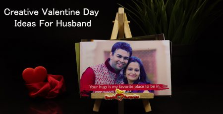 creative valentine day ideas for husband