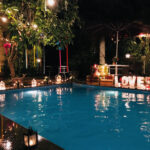 Romantic Poolside Dining at Hotel Heritage 3