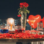 Romantic Dinner at the Rooftop 2