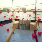 Private Dining at Rooftop 1
