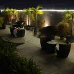Decorous Rooftop dining by Poolside 2