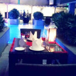 Romantic Poolside Dining at The Zuri 2