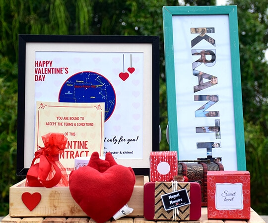 24 Hours Valentine Hamper