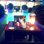 Romantic Poolside Dining at The Zuri 3
