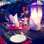 Romantic Poolside Dining at The Zuri 1