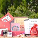 Box Full of Love for Valentine Hamper 1