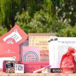 Box Full of Love for Valentine Hamper 1