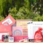 Box Full of Love for Valentine Hamper 2