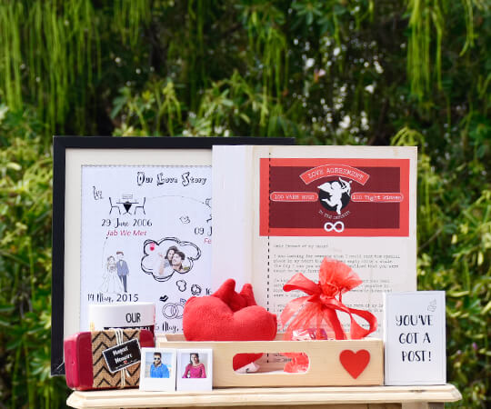 Valentine Love Crate